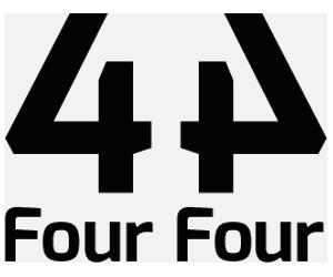 Four Four logo